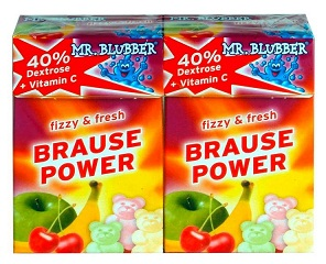 Kẹo Mr.Blubber Brause Power 50Gr