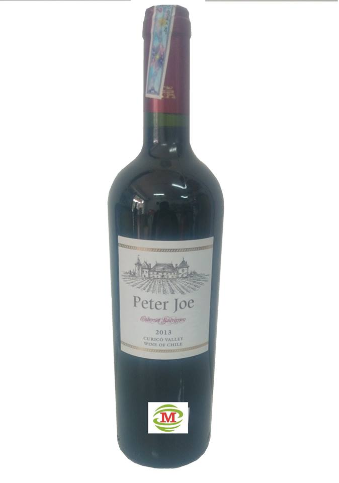 Rượu Vang PETER JOY 2013  750ml